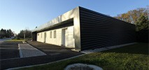 BOURG EN BRESSE - 01 - CONSTRUCTION DES SERVICES TECHNIQUES DE L'HOPITAL