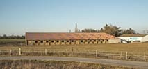 VILLETTE D'ANTHON - 38 - CONSTRUCTION D'UN CENTRE EQUESTRE - MANEGE ET ECURIES