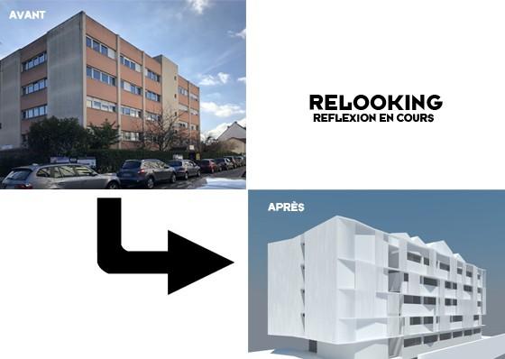 Reconversion d'un immeuble de bureaux en résidence étudiante