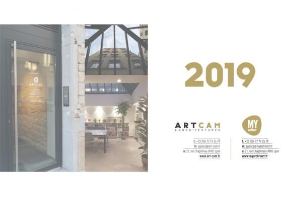 ARTCAM vous souhaite une excellente année 2019